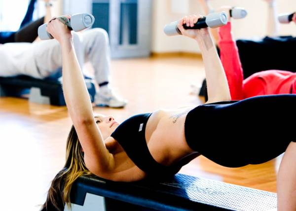 Pilates + Cardio