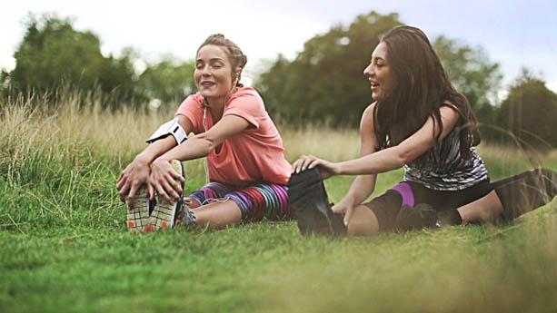 Pilates e Stretching energetico al Parco