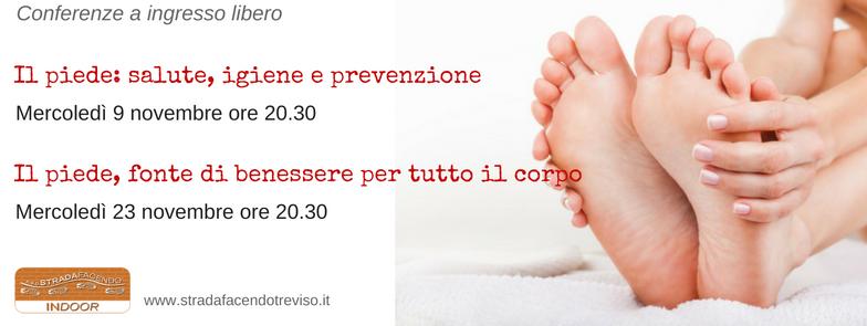 Il piede: come usarlo per il nostro benessere (conferenze)