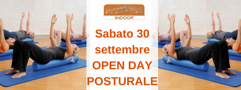 Open Day ginnastiche posturali