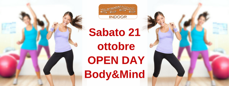 Open Day Body & Mind 21 ottobre 2017