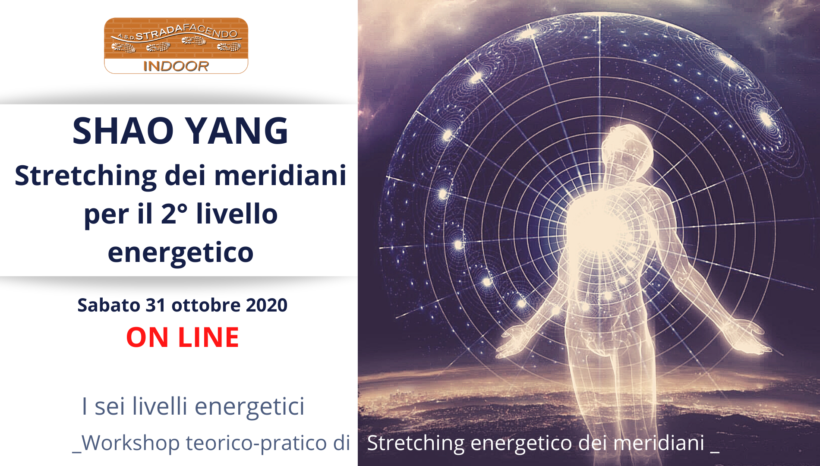 SHAO YANG | Stretching per il 2° livello energetico [workshop]